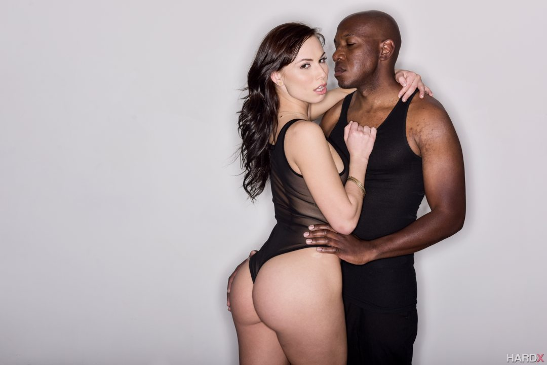 Aidra fox enjoys his big black cock 10