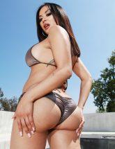 Kaylani Lei booty