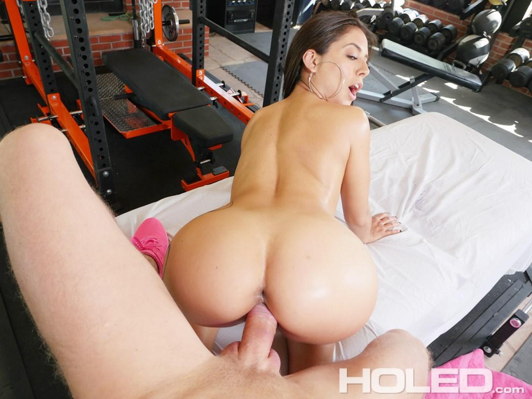 Gym booty porn