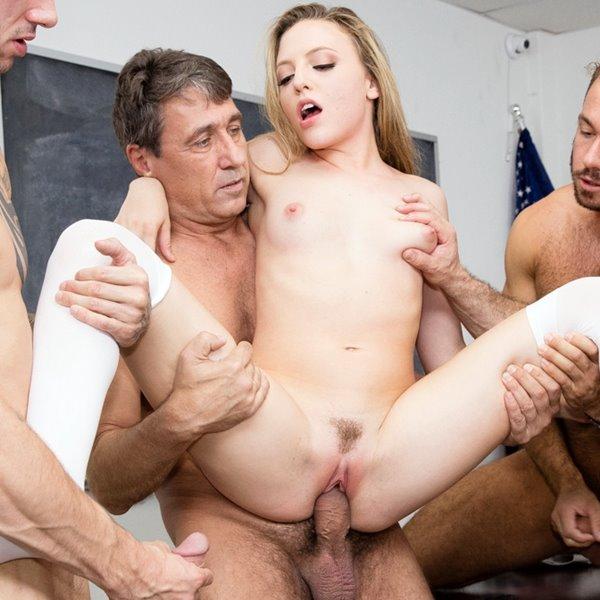 Ass spanking wife