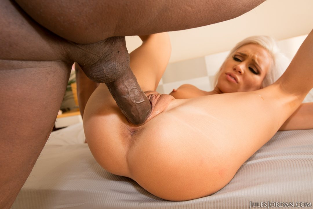 Abella anderson takes it hard in her tight ass 7