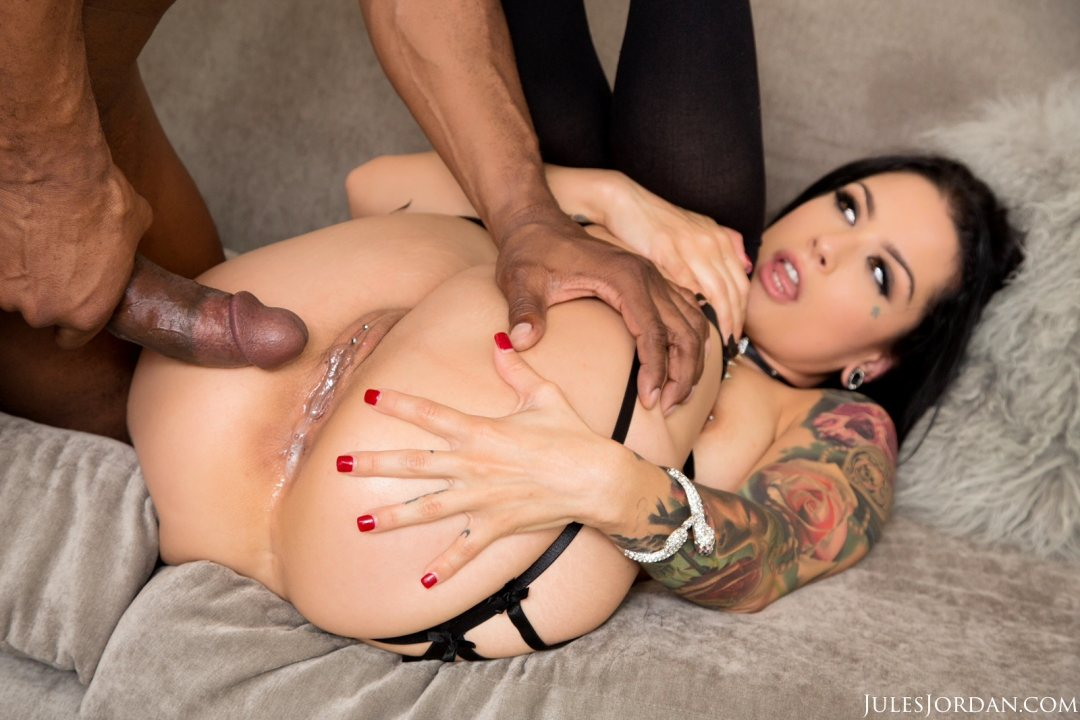 Big Tit Katrina Jade Creampied Hardcore Interracial Sex -2719