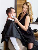 Shauna Skye barber's shop